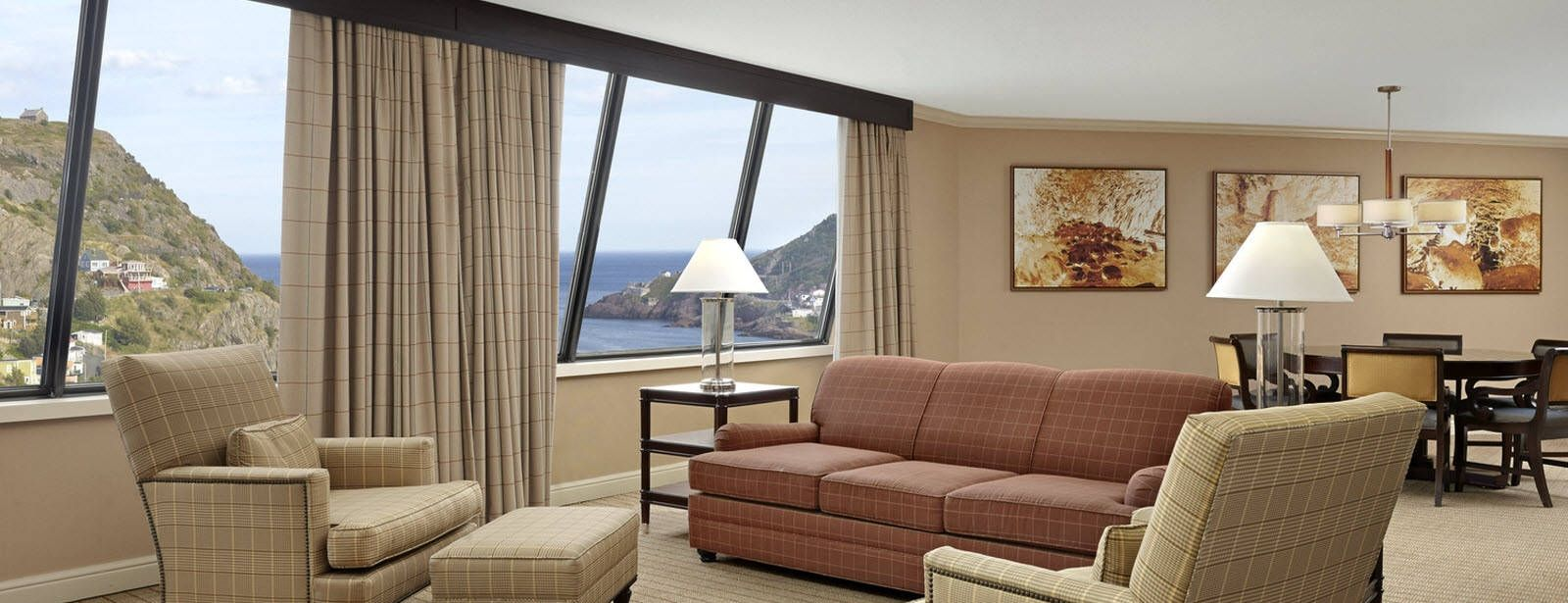 St. John's, Newfoundland Accommodations - Admiral Suite